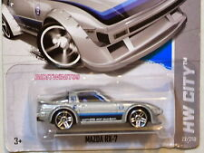HOT WHEELS 2013 TREASURE HUNT MAZDA RX-7