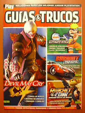 Guías Devil May Cry 4, Burnout Paradise, Ratchet & Clank (PS2 PS3 XBOX 360 PC)