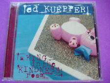 "ED KUEPPER (Laughing Clowns, The Saints) ""A King in the Kindness Room"" 1995 Impt"