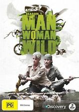 Man Woman Wild : Season 1 (DVD, 2011, 3-Disc Set)- Region 4