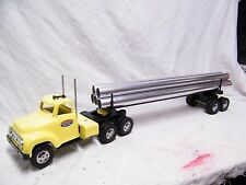 1956 Custom Tonka semi truck and trailer