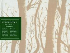 McSweeney's 16 ~ Comb ~ Ann Beattie Book ~ Playing Cards & Short Story Book