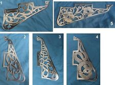 Metal guitar Pickguard fits Gibson or Epiphone Les Paul LP hand made