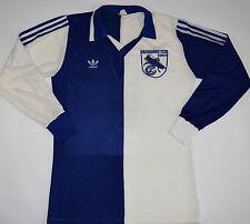 1982-1984 GRASSHOPPERS ZURICH ADIDAS HOME FOOTBALL SHIRT (SIZE M)