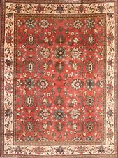 "Semi Antique 8x11 Tabriz Persian Oriental Area Rug Wool Carpet 10' 6"" x 7' 10"""