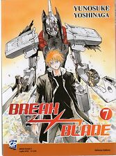 GP MANGA BREAK BLADE NUMERO 7 (sconto 20%)