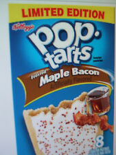 Kellogg's Limited Edition Frosted Maple Bacon Pop Tarts LIMITED TIME