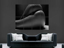 Femmes Sexy Girl bum érotique HOT art mural large image poster géant