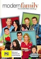 Modern Family : Season 1 DVD New/Sealed Region 4