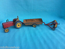 Dinky Toys no. 300 - 322 - 320  Massey Harris Farm Gift Set