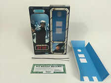 "Custom vintage star wars rotj 12"" luke skywalker jedi knight box + inserts"