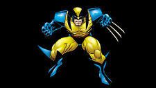 "X-men Wolverine    Fridge Magnet 4""x6""      Mancave Office Comics Decor #1"
