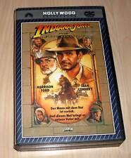 VHS - Indiana Jones und der letzte Kreuzzug - 80er - Videokassette