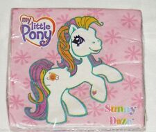 ~~MY LITTLE PONY   ~~16-  LUNCH NAPKINS   PARTY SUPPLIES