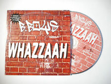 B.BOYS : WHAZZAAH ( HIP HOP MIX ) ♦ CD SINGLE PORT GRATUIT ♦