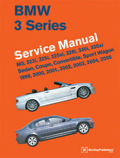 1999-2005 BMW 323i 325i 330i 325xi 328i Bentley Repair Service Shop Manual B305