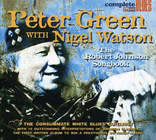 Peter Green with Nigel Watson - The Robert Johnson Songbook (2008)  CD  NEW