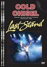 COLD CHISEL LAST STAND REMASTERED DVD ALL REGIONS 5.1 NEW