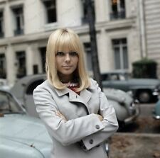 8x10 Print France Gall French Pop Singer 1966 #FG96