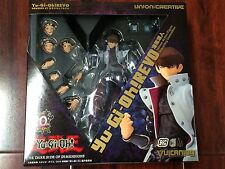 REVOLTECH YUGIOH Yu-Gi-Oh Duel Monsters DECK CARD GAME SETO KAIBA ACTION FIGURE