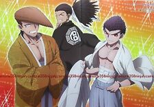Danganronpa the animation / Hamatora poster promo anime official