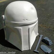 Star Wars 1:1 Scale BOBA FETT Helmet ESB ROTJ Resin Kit