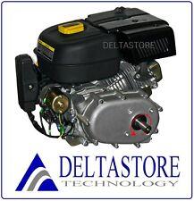 MOTORE DELTAENGINE 4T 6,5HP CON RIDUTTORE/FRIZIONE A BAGNO D'OLIO AVV. ELETTRICO