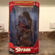 SPAWN 21 Alternate Realities Spawn 7 Special Edition McFarlane Rare Action Figur