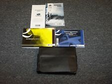2010 Subaru Forester Owner Owner's Manual 2.5 X XT Limited Sport Tech Touring