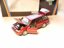 VW Passat B4 Typ 3A VARIANT VR6 in rot rouge rosso red met., Schabak 1:43 boxed!
