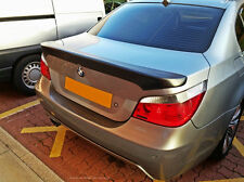 BMW E60 Duck bill Tail trunk spoiler M5 ducktail lip duckbill CSL rear DTM M