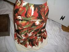 WOMENS PLUS SZ 16W SKIRT BY CATO MULTI NWOTS  CLOTHING