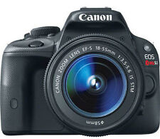 Canon EOS Rebel SL1 / EOS 100D 18.0 MP Digital MINT Camera - with 18-55mm lens +