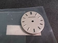 Jaeger Lecoultre 9136 Dial, SILVER for watch repair, parts