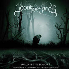 "Woods Of Ypres ""Against The Seasons: Cold Winter Songs From The Dead.."" CD"