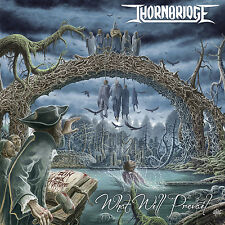 THORNBRIDGE What Will Prevail CD ( 200935 )