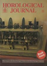 Horological Journal 138/5 Changing shape of the Longcase Clock - Loomes  z28