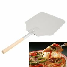 Aluminum Household Long-handled Shovel Pizza Square Teppanyaki Fried Shovel