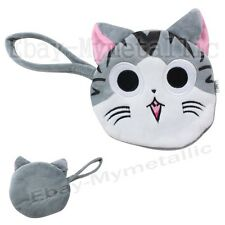 Chi's Sweet Home Cat Change Coin Purse Zero Wallet Bag