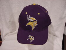 GORGEOUS Minnesota Vikings Adult One Size Purple NFL Game Day Hat, NEW&NICE!