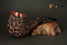 Exclusive Wooden TOBACCO  SMOKING PIPE  BRIAR  no 249  Rustic  BRUYERE  Boxed