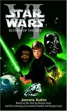 Star Wars : Return of the Jedi, Kahn, James, Good Book