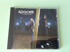 Spacek 9 Track CD Album vintage hi tech !K7 Records Label Promo