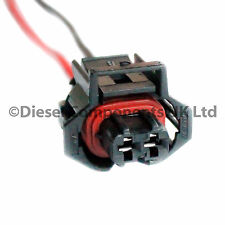 1 x Diesel Injector Plug Electrical Connector Pre-Wired for Nissan Primastar