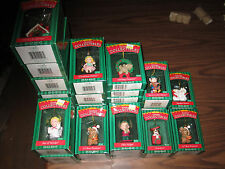 Christmas Wholesale LOT Of 29 Assorted GIBSON CHRISTMAS Ornaments NEW IN BOX