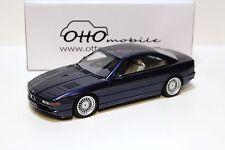 1:18 OTTO BMW Alpina B12 (E31) 5.7 dark blue NEW bei PREMIUM-MODELCARS