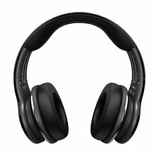 SMS Audio SYNC by 50 Wireless Over-Ear Headphones Black SMS-WS-BLK