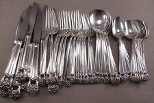1847 Rogers International Silver ETERNALLY YOURS - Service for Eight - 64 Pieces