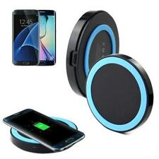 5V 1A Universal Wireless Charger Power Charging Adapter Pad For Smart Phone-Blue