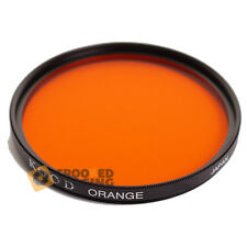 Kood Orange 58mm 58 Black & White B&W Digital and Film Camera Lens Filter - UK